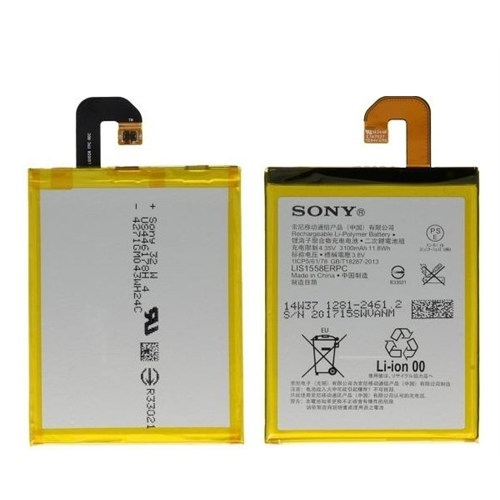 Ally Sony Lıs1558erpc Xperia Z3 Pil Batarya