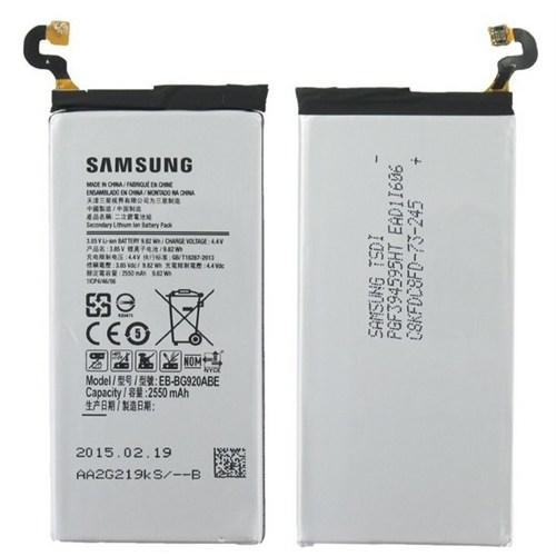 Ally Samsung Galaxy S6 G920f Eb-Bg920abe Pil Batarya