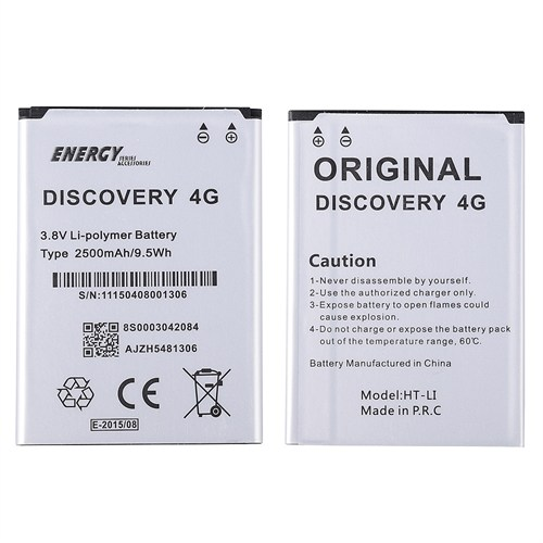 Ally General Mobile Discovery 4G Pil Batarya