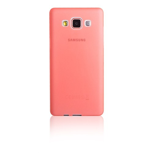 Spada Air Samsung A7 Kırmızı 0.3 Mm Tpu Ultra İnce Kılıf