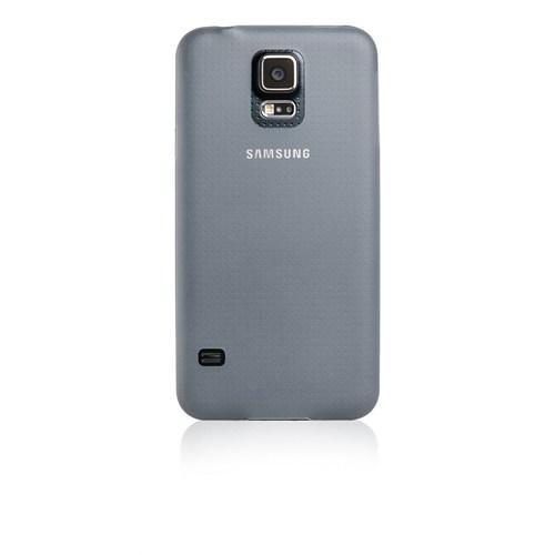 Spada Air Samsung Galaxy S5 Füme 0.3 Mm Tpu Ultra İnce Kılıf
