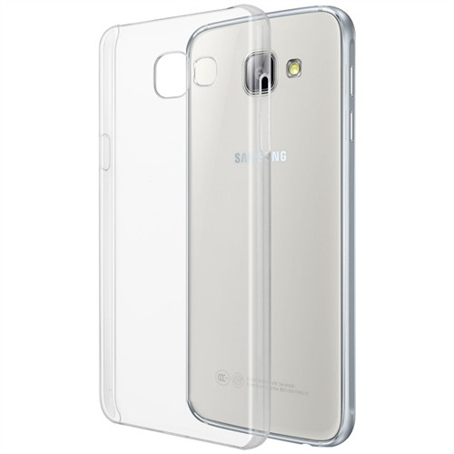 Microsonic Samsung Galaxy A3 2016 Kılıf Kristal Şeffaf