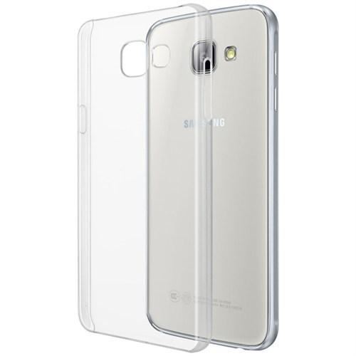 Microsonic Samsung Galaxy A5 2016 Kılıf Kristal Şeffaf