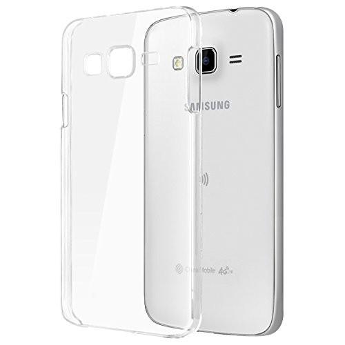 Microsonic Samsung Galaxy J7 Kılıf Kristal Şeffaf