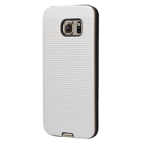 Cepsesuar Samsung Galaxy S6 Kılıf Youyou Beyaz