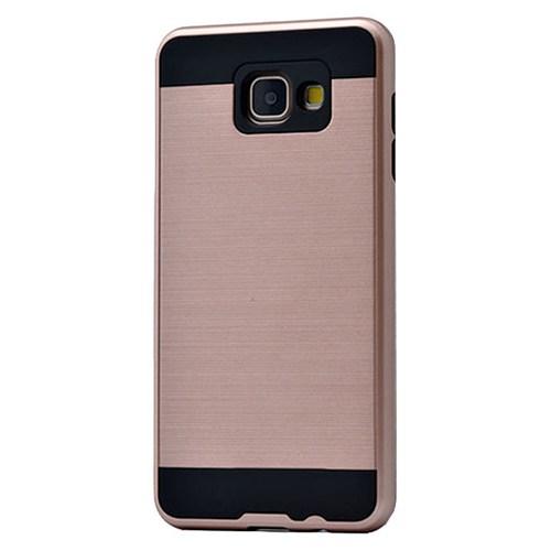Cepsesuar Samsung Galaxy A3 2016 Kılıf Design Gold