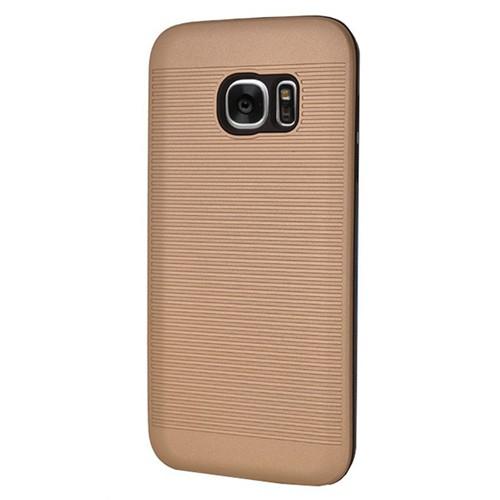 Cepsesuar Samsung Galaxy S7 Edge Kılıf Youyou Gold