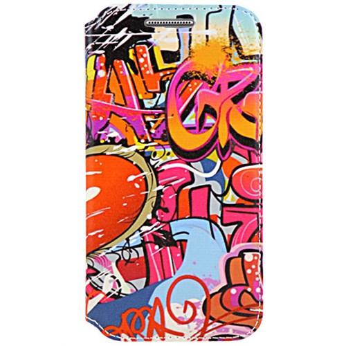 Cepsesuar Samsung Galaxy Note 5 Kılıf Standlı Grafiti