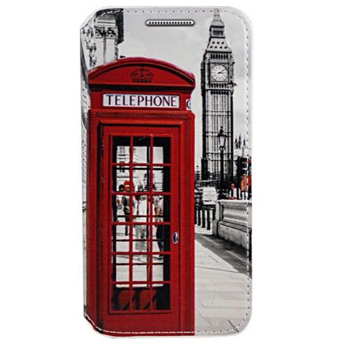 Cepsesuar Samsung Galaxy Note 5 Kılıf Standlı Telefon