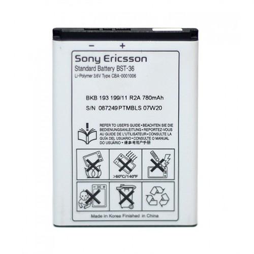 Sony Ericsson Bst-36 Batarya