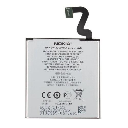 Nokia Lumia 720 Batarya Bp-4Gw