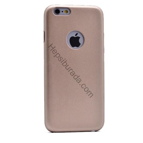 Fonemax Apple İphone 6S Arka Kapak (İçi Kadife)