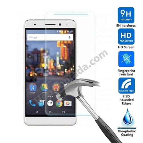 Fonemax General Mobile Gm5 Plus Kırılmaz Cam Ekran Koruyucu