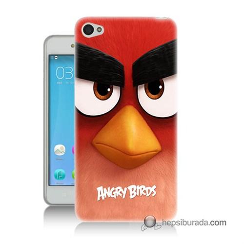 Teknomeg Lenovo S60 Kapak Kılıf Angry Birds Baskılı Silikon