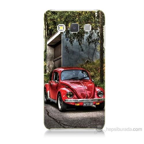 Teknomeg Samsung Galaxy A5 Kapak Kılıf Volkswagen Baskılı Silikon