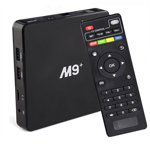 M9+ Android Tv Box 8GB RAM 1GB ROM