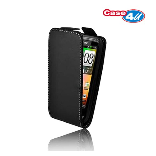 Case 4U HTC Desire S Kapaklı Kılıf