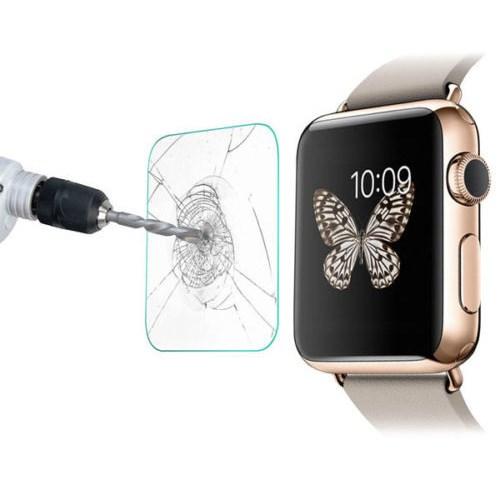 Coverzone Apple Watch 38 Mm Kırılmaz Cam Koruyucu