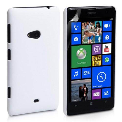 Coverzone Nokia Lumia 625 Kılıf Sert Arka Kapak