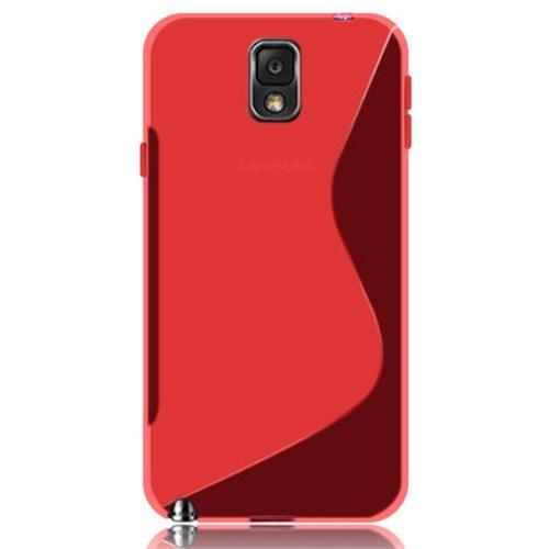 Coverzone Samsung Galaxy Note 4 Kılıf Silikon S-Line