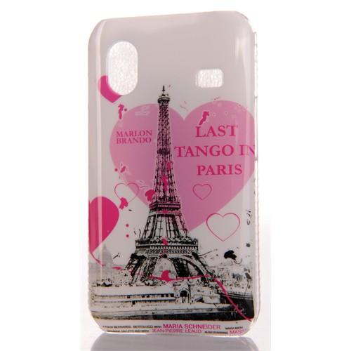 Coverzone Samsung Galaxy Ace S5830 Kılıf Resimli Arka Kapak Last Tango In Paris