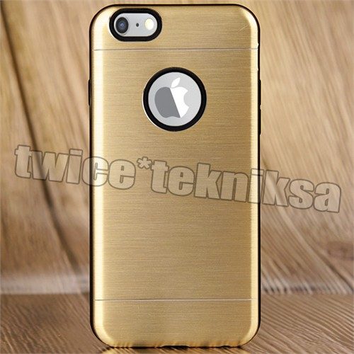 Coverzone Apple İphone 6 Plus/6S Plus Kılıf Sert Koruma Kapak