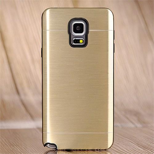 Coverzone Samsung Galaxy Note 4 Kılıf Sert Koruma Kapak