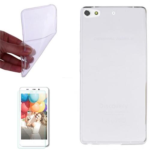 Cep Market General Mobile Discovery Elit Plus Kılıf 0.2Mm Şeffaf Silikon - Kırılmaz Cam