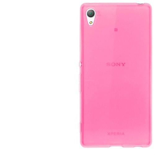 Cep Market Sony Xperia Z5 Premium Kılıf 0.2Mm Pembe Silikon