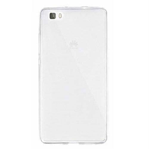 Cep Market Huawei P8 Lite Kılıf 0.2Mm Şeffaf Silikon
