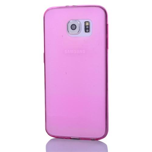Cep Market Samsung Galaxy Note 5 Kılıf 0.2Mm Pembe Silikon