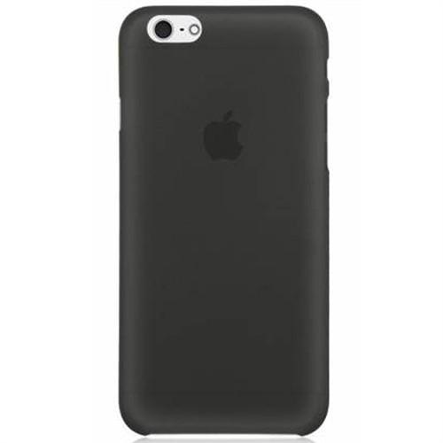 Cep Market İphone 6S Kılıf 0.2Mm Antrasit Silikon