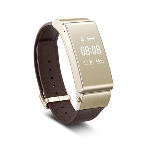 Huawei TalkBand B2 Android Bluetooth Fitness Akıllı Saat Gold