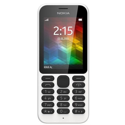 Nokia 215 Dual Sim (İthalatçı Garantili)