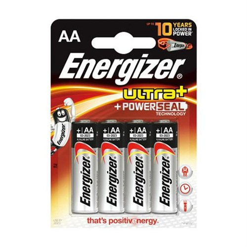 Energizer (D41-1232) Max Base Alkalin Aa Pil 4Lü Blister