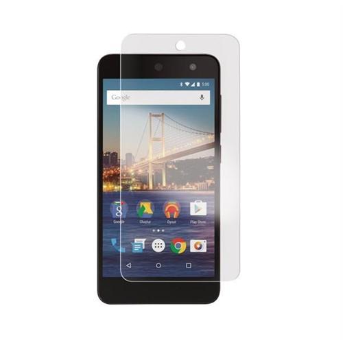 Taks General Mobile 4G Cam Ekran Koruyucu Android One/Dual Sim