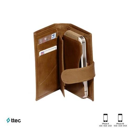 Ttec Cüzdan Kılıf Üniversal İphone 4 Vb.
