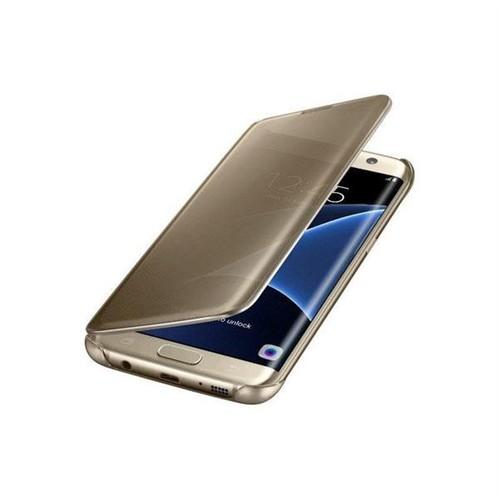 Samsung S7 Edge Clear View Cover Fonksiyonel Kılıf EF-ZG935CFEGWW