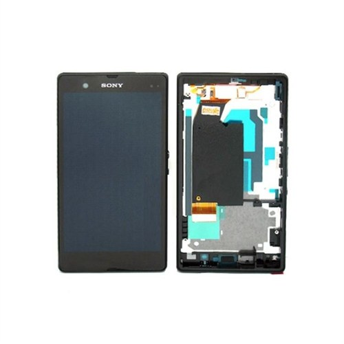 Sony Xperia Z Orjinal Dokunmatik Lcd Ekran