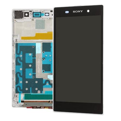 Sony Xperia Z1 Orjinal Dokunmatik Lcd Ekran Panel