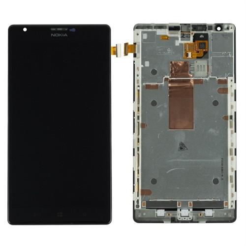 Nokia Lumia 520 Orjinal Lcd Ekran + Dokunmatik + Ön Panel