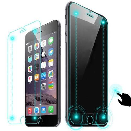 Teleplus İphone 6 Geri Tuşlu Kırılmaz Cam Ekran Koruyucu