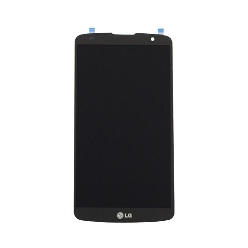Lg G Pro Orjinal Ekran + Dokunmatik Siyah