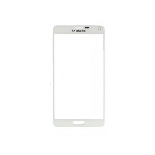 Samsung Galaxy Note 4 Orjinal Dokunmatik Lens Beyaz