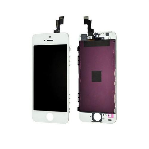 İphone 5S Orjinal Dokunmatik Lcd Ekran Beyaz