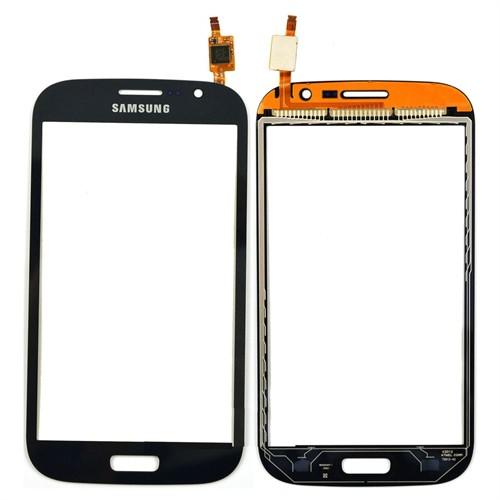 Samsung Galaxy Grand Duos İ9082 Orjinal Dokunmatik Lens Siyah