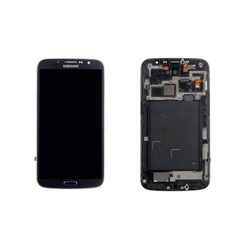 Galaxy Mega 6.3 Dokunmatik Lcd Ekran Orjinal Siyah