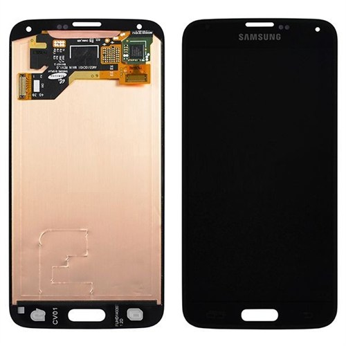 Samsung Galaxy S5 Dokunmatik Orjinal Ekran Siyah