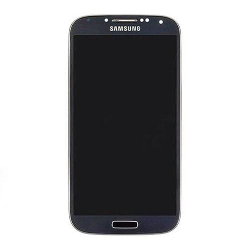 Samsung Galaxy S4 Ön Panel Dokunmatik Lcd Orjinal Mavi