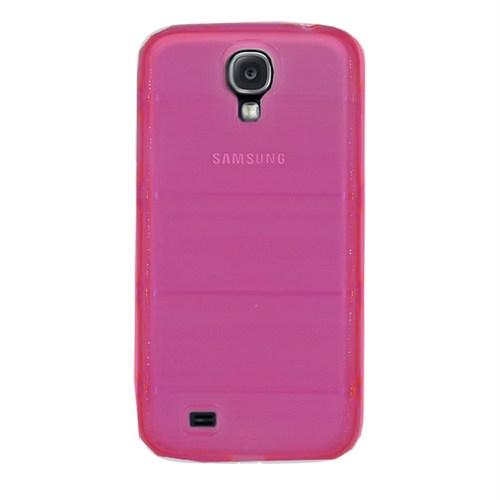 Markaavm Samsung Galaxy S4 Kılıf Silikon Bubble